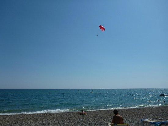 Grand Prestige Hotel & Spa: Развлечения на пляже