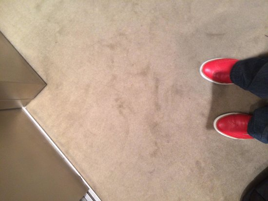 Mio Buenos Aires: Dirty carpet