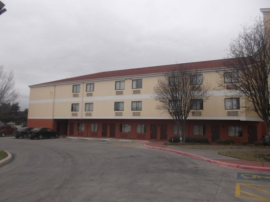 Red Roof Inn San Antonio West Sea World: Photo du 23 janvier 2014.