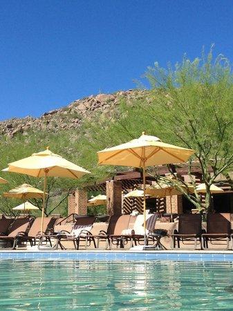 The Ritz-Carlton, Dove Mountain: Poolside