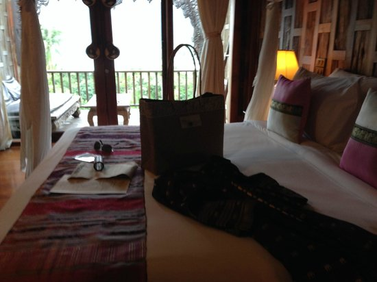 Santhiya Koh Phangan Resort & Spa: deluxe room