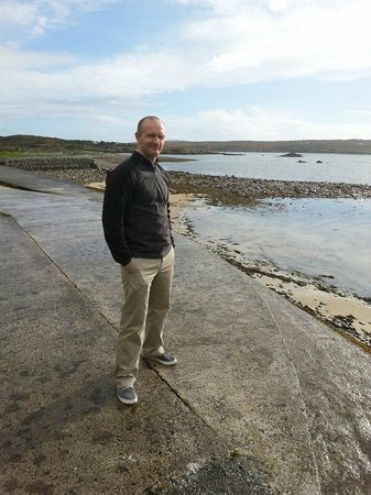O'Sheas B & B: Kerry coastline