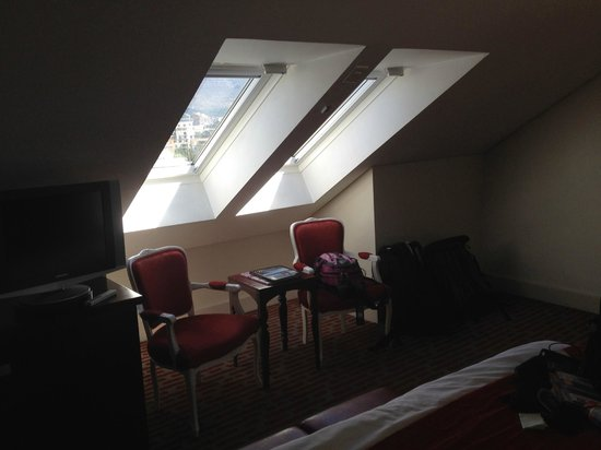 Victoria & Alfred Hotel : Room
