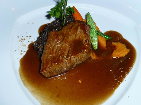 Marquis Los Cabos All-Inclusive Resort & Spa: very good steak at resort