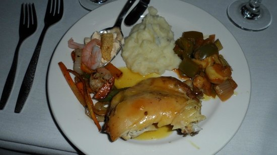 Yuck picture of royal decameron los cabos san jose del for Best food all inclusive