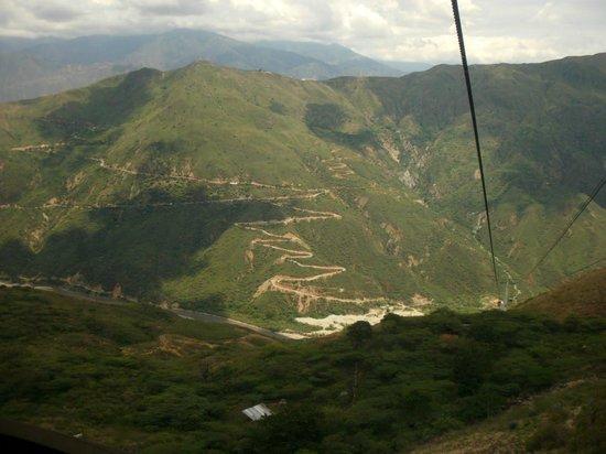 Parque Nacional de Chicamocha : Avistaje