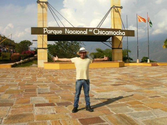 Parque Nacional de Chicamocha : Parque
