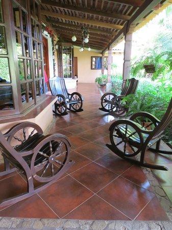 Hotel Boutique Villa Maya: Nice grounds