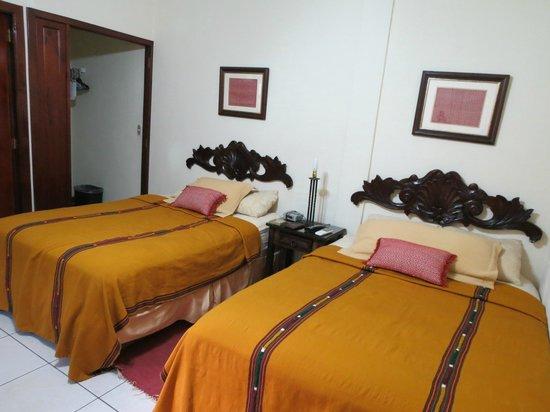 Hotel Boutique Villa Maya: Room #9