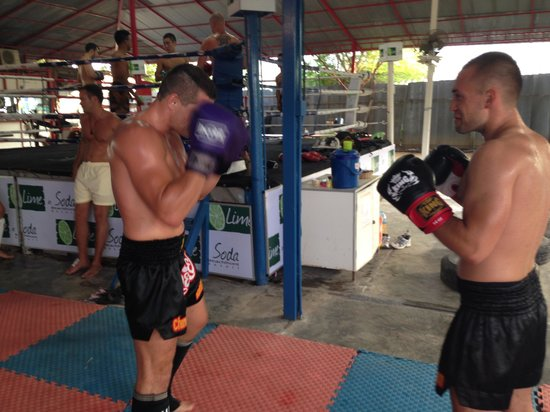 Koh Phangan Muay Thai and Fitness Gym Image