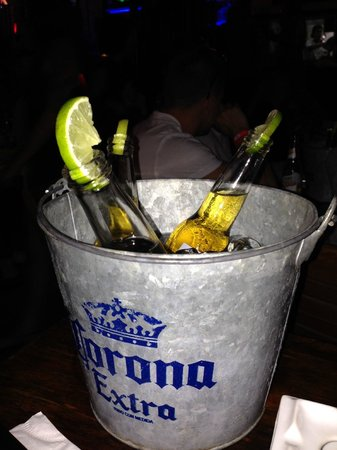Los Tabernacos Sports Bar and Lounge : La chaudiere