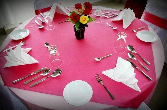 Hotel Sunrich : dining