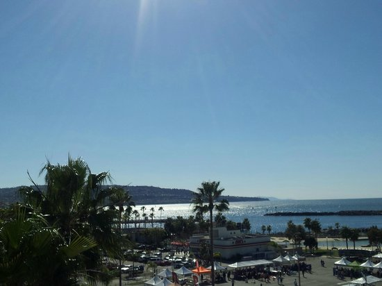 Crowne Plaza Redondo Beach & Marina : Can't beat the ocean view
