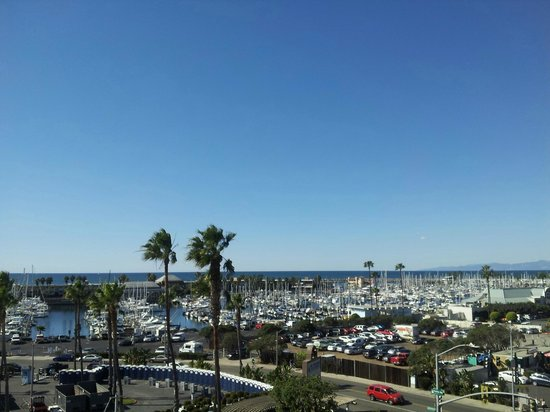Crowne Plaza Redondo Beach & Marina : And the marina was gorgeous