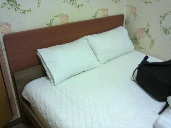 Samwonjang Motel: toiletteries