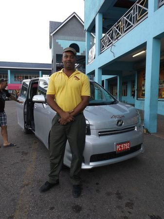 PPP Tran Tours Jamaica : Mr Pugh