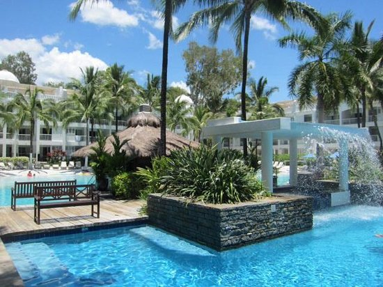 Peppers Beach Club & Spa : Relaxing pool