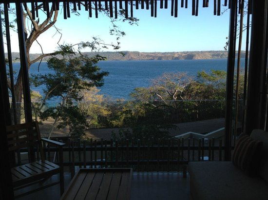 Andaz Peninsula Papagayo Resort : View of the ocean