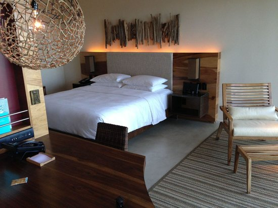 Andaz Peninsula Papagayo Resort : Modern and clean designs