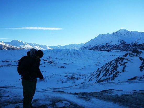 907 Tours: Anchorage - Day Tours: Matanuska Glacier
