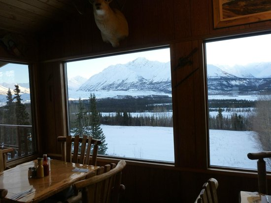 907 Tours: Anchorage - Day Tours: Complimentary Lunch in a Cozy Restaurant