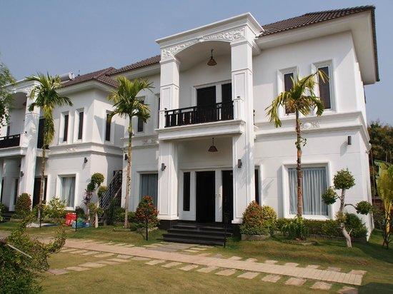 Vimean Sovannaphoum Resort: Ensemble de l'hôtel