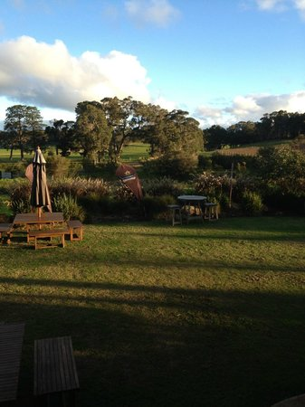 Craythorne Country House: View at Cowaramup Brewery- Our local