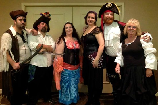 Star City Mystery Dinner Theater