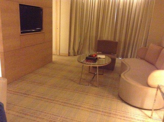 DoubleTree by Hilton Kuala Lumpur: Living room