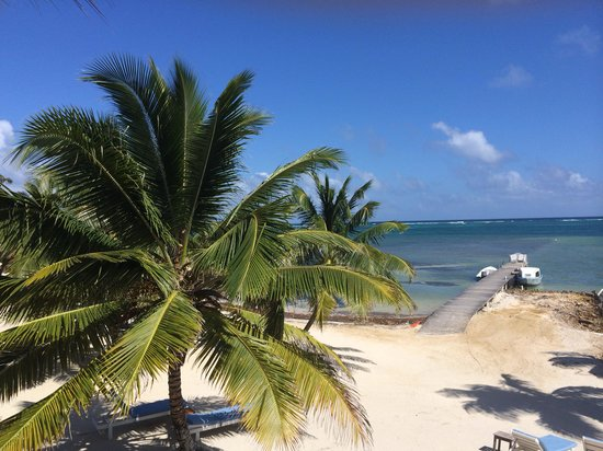 Sapphire Beach Resort: Our view