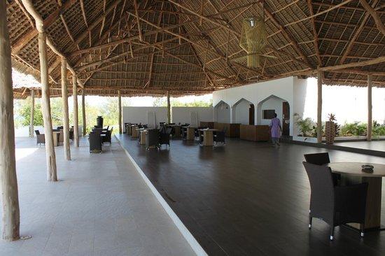 KonoKono Beach Resort : The dining room