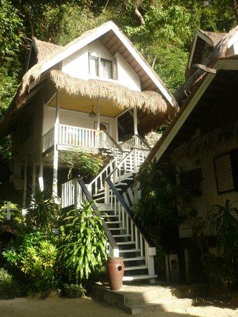 El Nido Resorts Miniloc Island: Our Cliff Cottage