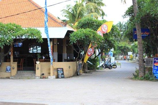 Lovina Beach: Tempat Makan