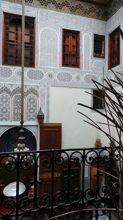 Riad Ibn Khaldoun: Inside the hotel