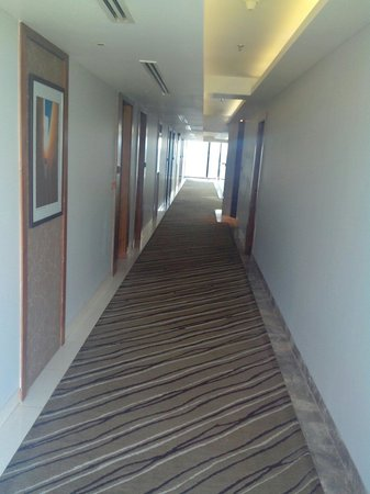 Hotel Suba International: Corridor on 6th floor