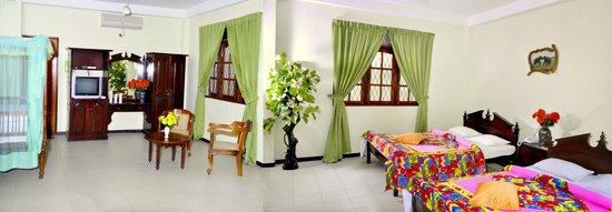 Hotel Sunrich: Standard Family Room