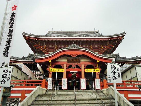 Hoshoin / Osukannon: 本堂