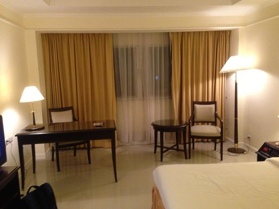 Mercure Chiang Mai: 很古樸的家具