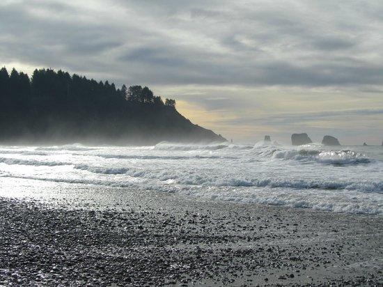 Quileute Oceanside Resort: Waves of Light