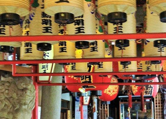 Banshoji Temple: 萬松寺