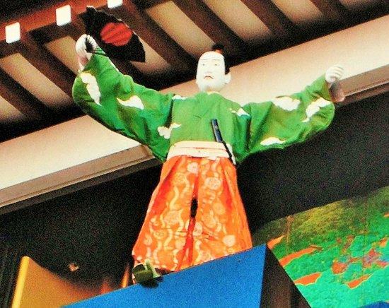 Banshoji Temple: からくり人形