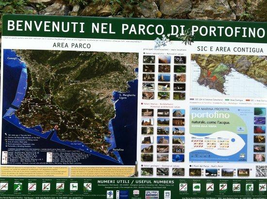 Outdoor Portofino: Parco di Portofino