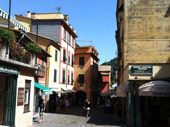 Outdoor Portofino: rua