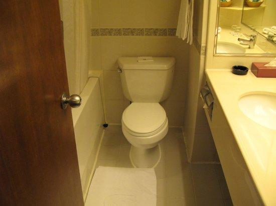 toilet picture of panda hotel hong kong tripadvisor. Black Bedroom Furniture Sets. Home Design Ideas