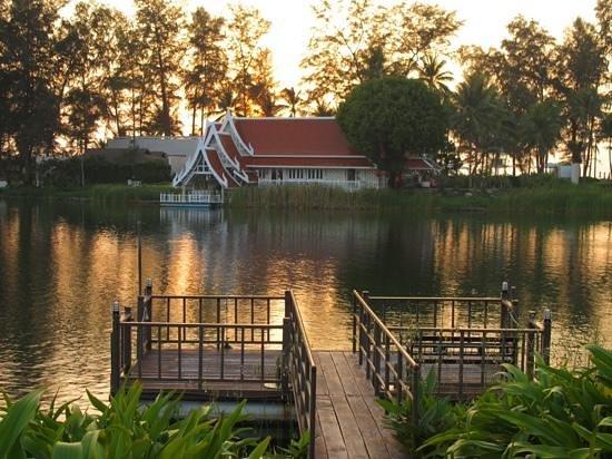 Angsana Laguna Phuket : Baan Thalay restaurant, Angsana Laguna Resort, Phuket