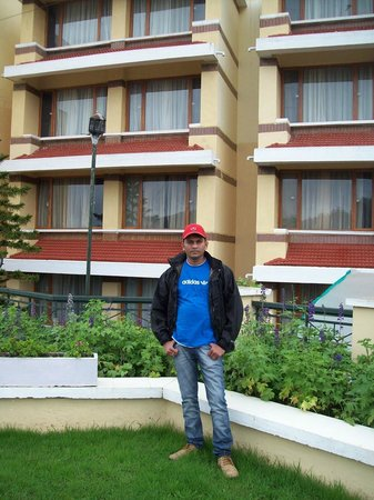 Gem Park-Ooty: Ground and first floor rooms