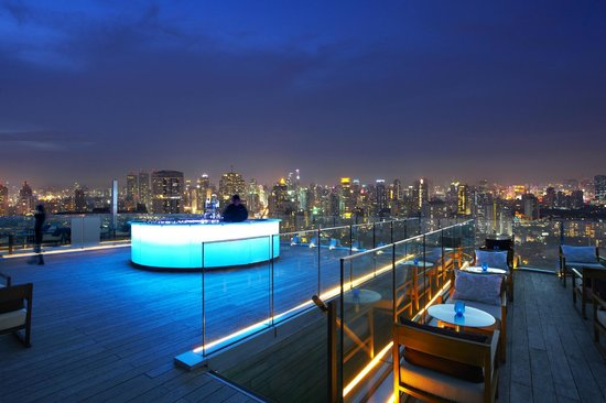 Octave Rooftop Bar Amp Lounge Top Floor Picture Of Bangkok