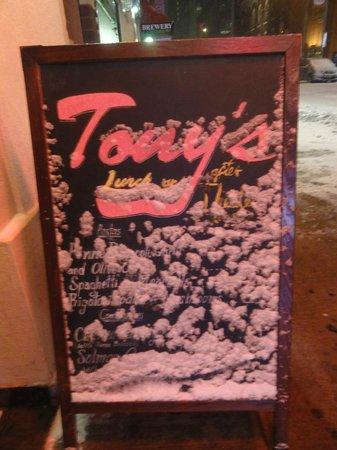 Tony's Di Napoli - Midtown: Tony's