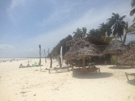 Jambiani White Sands Bungalows : Paje