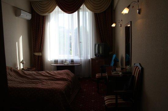 Hotel Ukraine : номер